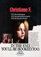Christiane F. - Movie Cover (xs thumbnail)