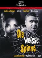 Die weisse Spinne - German DVD movie cover (xs thumbnail)
