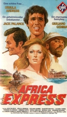 Africa Express - German Movie Cover (xs thumbnail)