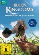 """Hidden Kingdoms"" - German Movie Cover (xs thumbnail)"