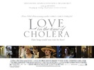 Love in the Time of Cholera - British Movie Poster (xs thumbnail)
