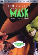 The Mask - DVD cover (xs thumbnail)