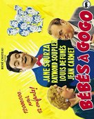 Bèbès à gogo - French Movie Poster (xs thumbnail)