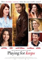 Playing for Keeps - Dutch Movie Poster (xs thumbnail)