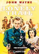 The Lonely Trail - DVD cover (xs thumbnail)