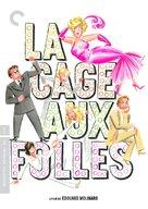 Cage aux folles, La - DVD cover (xs thumbnail)