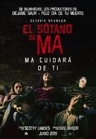 Ma - Spanish Movie Poster (xs thumbnail)