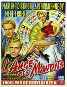 Rancho Notorious - Belgian Movie Poster (xs thumbnail)