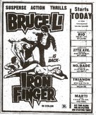 Bruce Against Iron Hand - poster (xs thumbnail)