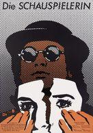 Die Schauspielerin - German Movie Poster (xs thumbnail)