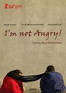 Asabani Nistam! - Iranian Movie Poster (xs thumbnail)