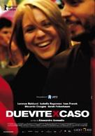 Due vite per caso - Italian Movie Poster (xs thumbnail)