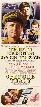 Thirty Seconds Over Tokyo - Movie Poster (xs thumbnail)