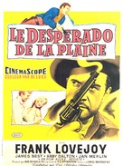 Cole Younger, Gunfighter - French Movie Poster (xs thumbnail)