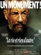 Vie et rien d'autre, La - French Movie Poster (xs thumbnail)