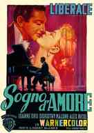 Sincerely Yours - Italian Movie Poster (xs thumbnail)