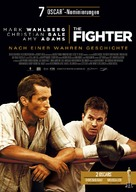 The Fighter - German Movie Poster (xs thumbnail)