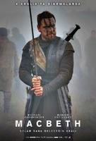 Macbeth - Turkish Movie Poster (xs thumbnail)