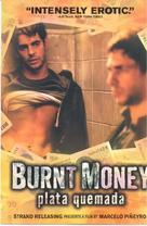 Plata quemada - DVD cover (xs thumbnail)