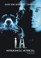 Artificial Intelligence: AI - Argentinian Movie Poster (xs thumbnail)