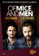 National Theater Live: Of Mice and Men - British Movie Poster (xs thumbnail)