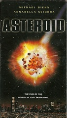 Asteroid - VHS movie cover (xs thumbnail)