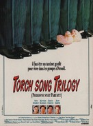 Torch Song Trilogy - French Movie Poster (xs thumbnail)