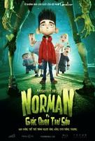 ParaNorman - Vietnamese Movie Poster (xs thumbnail)