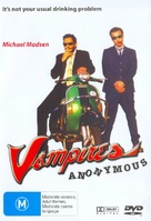 Vampires Anonymous - Australian Movie Cover (xs thumbnail)