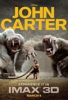 John Carter - Movie Poster (xs thumbnail)