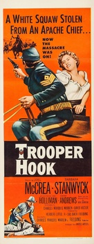 Trooper Hook - Movie Poster (xs thumbnail)