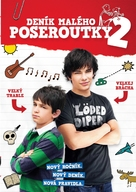 Diary of a Wimpy Kid 2: Rodrick Rules - Czech DVD cover (xs thumbnail)