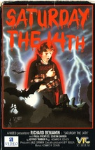 Saturday the 14th - Norwegian VHS cover (xs thumbnail)