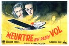 Death Flies East - French Movie Poster (xs thumbnail)