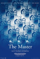 The Master - Danish Movie Poster (xs thumbnail)
