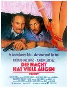 Stakeout - German Movie Poster (xs thumbnail)