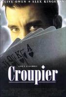 Croupier - Movie Poster (xs thumbnail)
