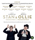 Stan & Ollie - Finnish Blu-Ray movie cover (xs thumbnail)