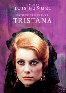 Tristana - Norwegian DVD movie cover (xs thumbnail)