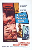 I Died a Thousand Times - Movie Poster (xs thumbnail)