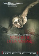 Afflicted - Italian DVD movie cover (xs thumbnail)