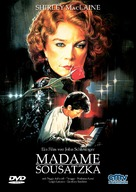 Madame Sousatzka - German Movie Cover (xs thumbnail)