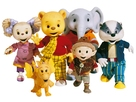 """Rupert Bear"" - Key art (xs thumbnail)"