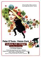 Goodbye, Mr. Chips - Spanish Movie Poster (xs thumbnail)