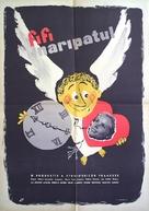 Fifi la plume - Romanian Movie Poster (xs thumbnail)