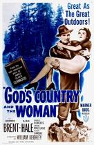 God's Country and the Woman - Movie Poster (xs thumbnail)