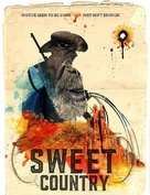 Sweet Country - Australian Movie Poster (xs thumbnail)