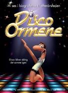 Disco ormene - Danish poster (xs thumbnail)