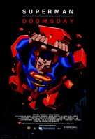 Superman: Doomsday - Movie Poster (xs thumbnail)