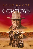 The Cowboys - Movie Cover (xs thumbnail)